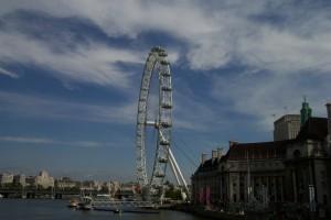 Sunshine in London