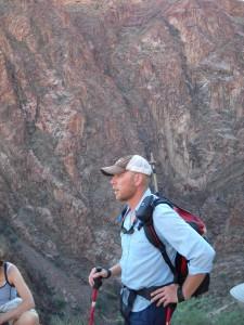 Jason - hiking guide extraordinaire