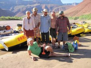 Katrina, John, Morgan, Bill, John ... and Michael